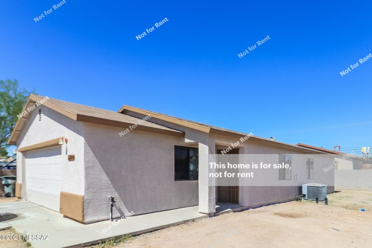 5335 Fairland Park Lane, Tucson, AZ 85706
