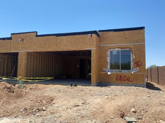 5802 S Dame Drive #Lot 40, Green Valley, AZ 85622