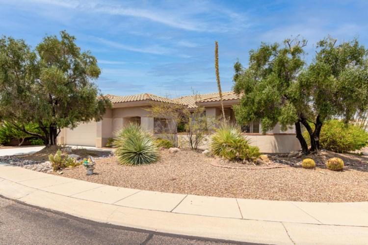 14725 N Desert Rock Drive, Oro Valley, AZ 85755