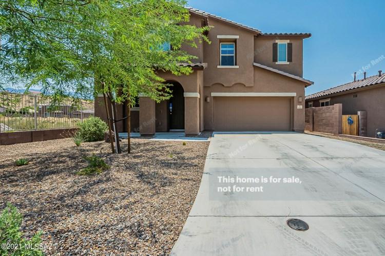 39267 S Trifecta Court, Tucson, AZ 85739