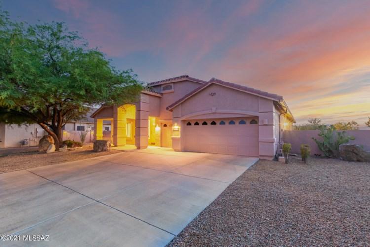 39716 Mountain Shadow Drive, Tucson, AZ 85739