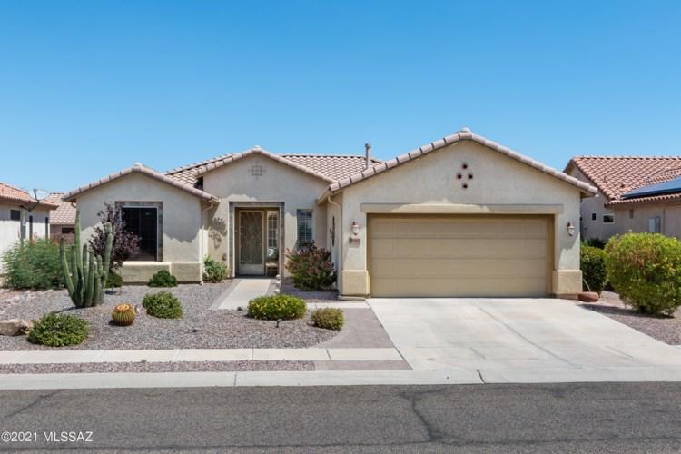 9489 N Twinkling Shadows Way Way, Tucson, AZ 85743