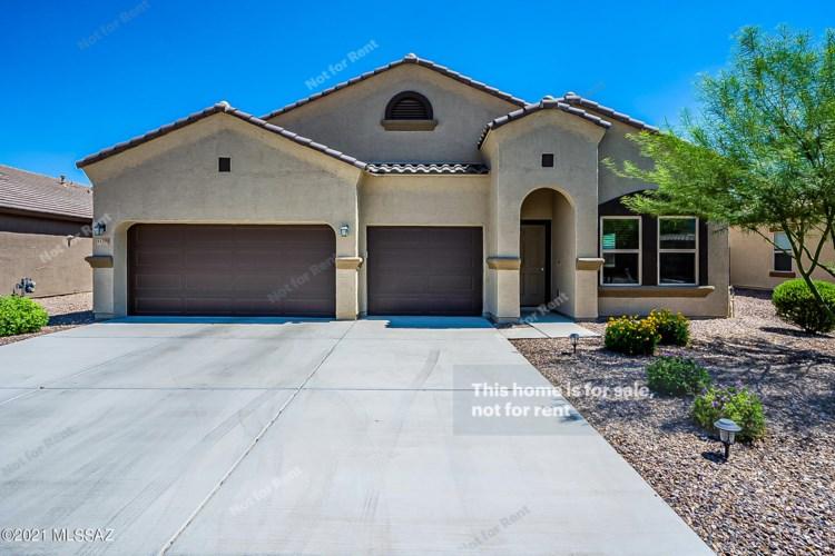 11706 W Fayes Glen Drive, Marana, AZ 85653