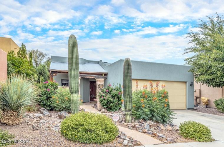 4837 E Placita Vista Del Puente, Tucson, AZ 85712