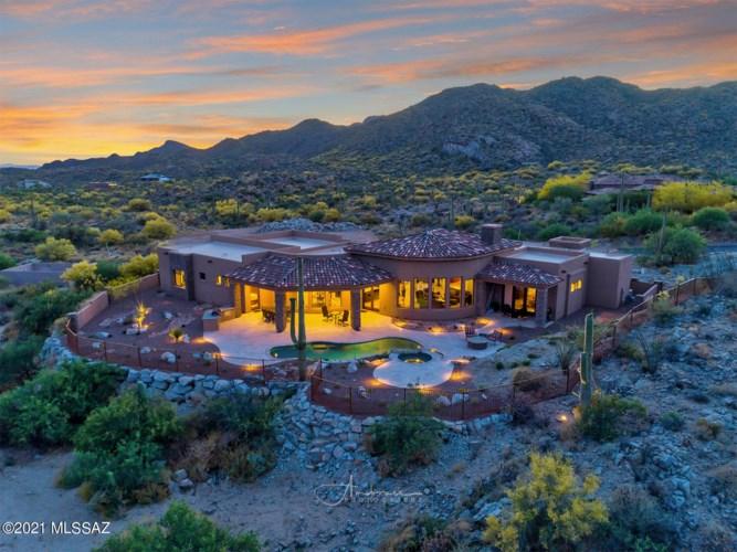 14530 N Granite Peak Place, Oro Valley, AZ 85755