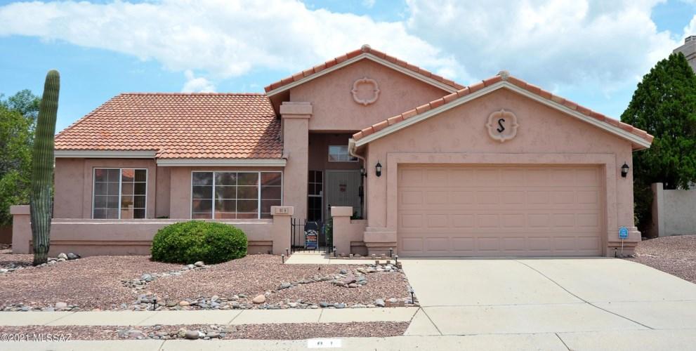 81 S Gold Mine Loop, Tucson, AZ 85748