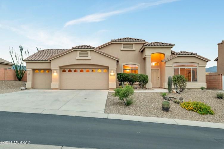 60849 E Eagle Mountain Drive, Tucson, AZ 85739