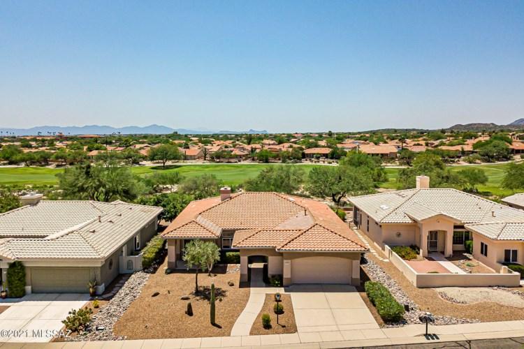 14579 N Lost Arrow Drive, Oro Valley, AZ 85755