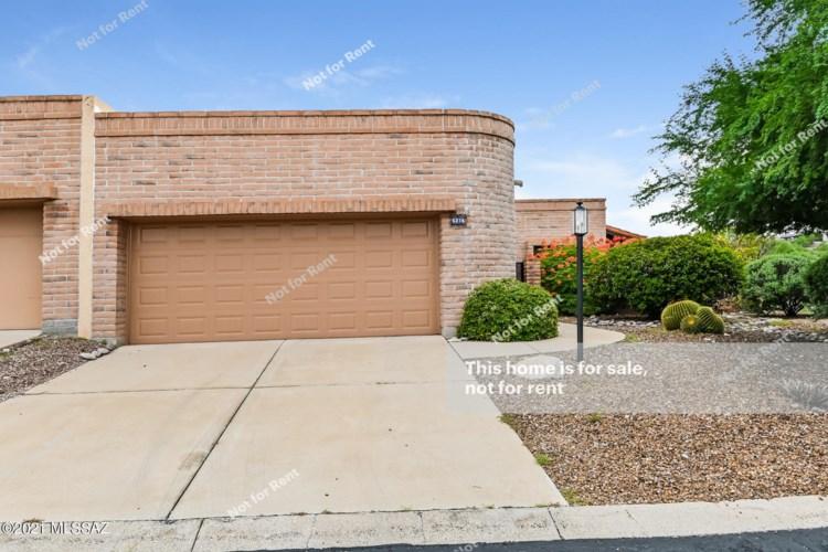 5214 N Via Agrifoglio, Tucson, AZ 85750