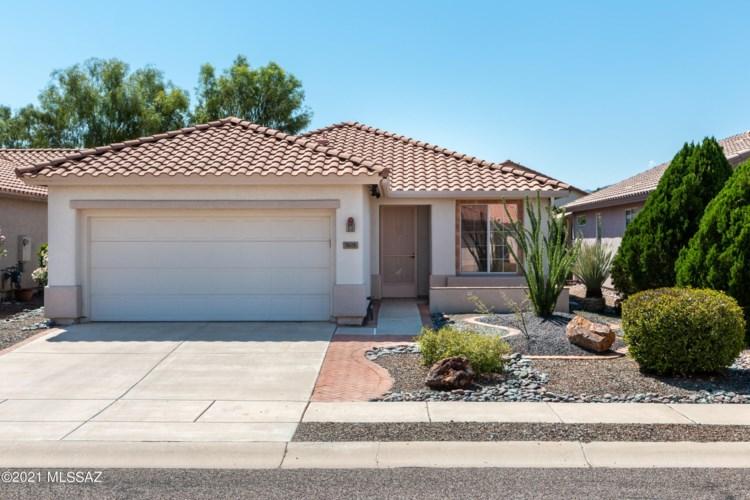 7605 W Cathedral Canyon Drive, Tucson, AZ 85743