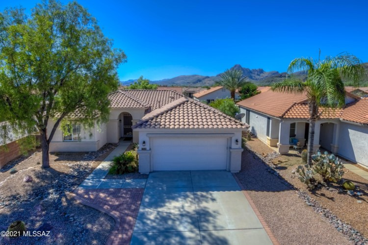 8073 W Wandering Spring Way, Tucson, AZ 85743