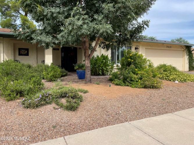 7531 E La Cienega Drive, Tucson, AZ 85715