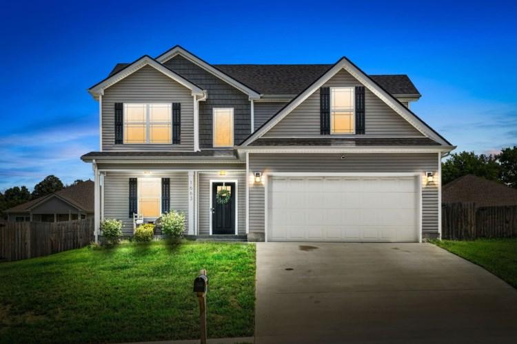 1663 Parkside Drive, Clarksville, TN 37042