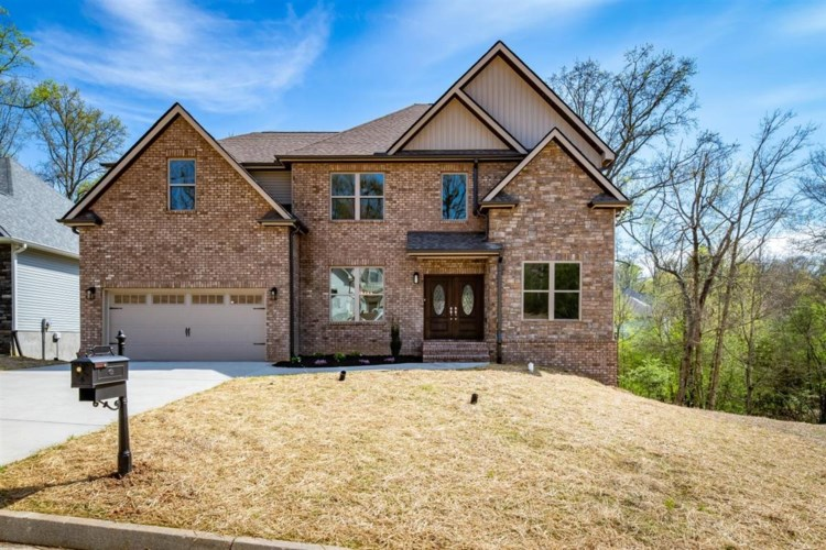 9860  Chesney Hill Ln, Knoxville, TN 37931