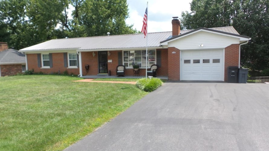 1208 Miami Trail, Frankfort, KY 40601