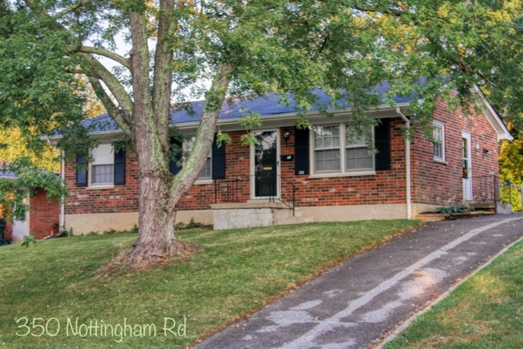 350 Nottingham Road, Lexington, KY 40517
