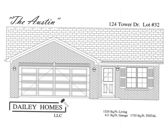 124 Tower Drive, Nicholasville, KY 40356