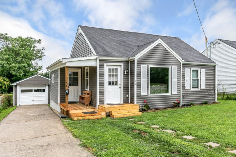 108 Crawford Avenue, Winchester, KY 40391