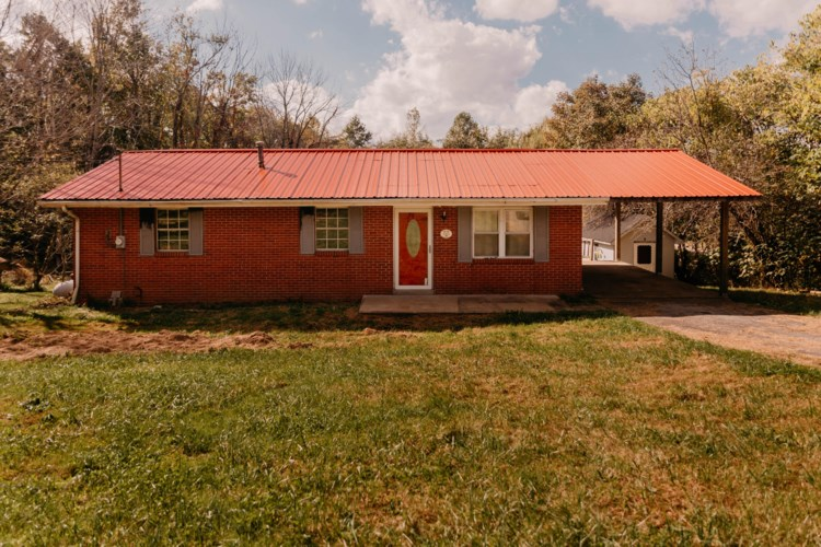 2465 Tarr Ridge Road, Frenchburg, KY 40322