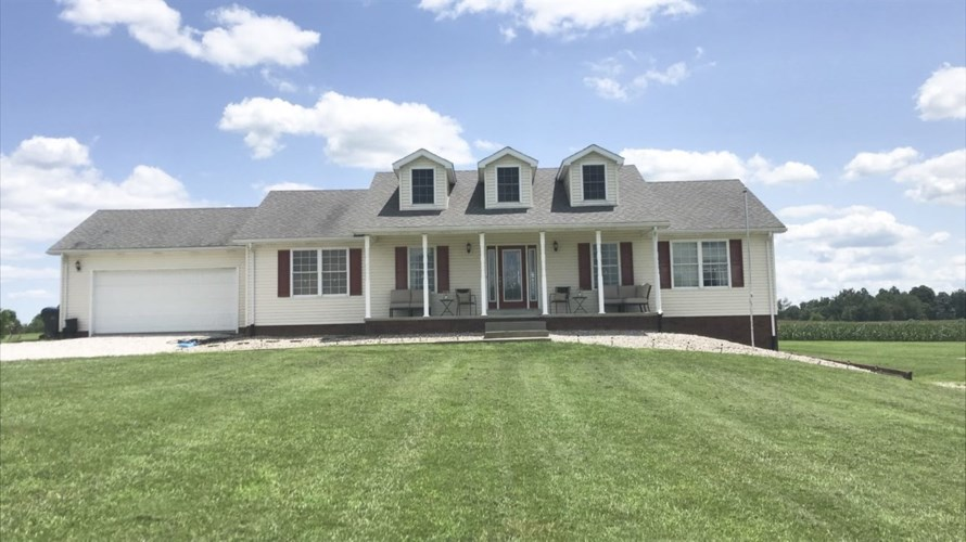 1337 Salem Lake Road, HODGENVILLE, KY 42748