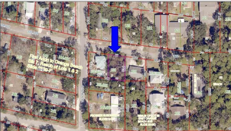 Lot 2A Magnolia Drive, Orange Beach, AL 36561