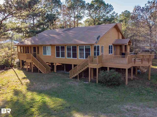 11696 Mary Ann Beach Road, Fairhope, AL 36532