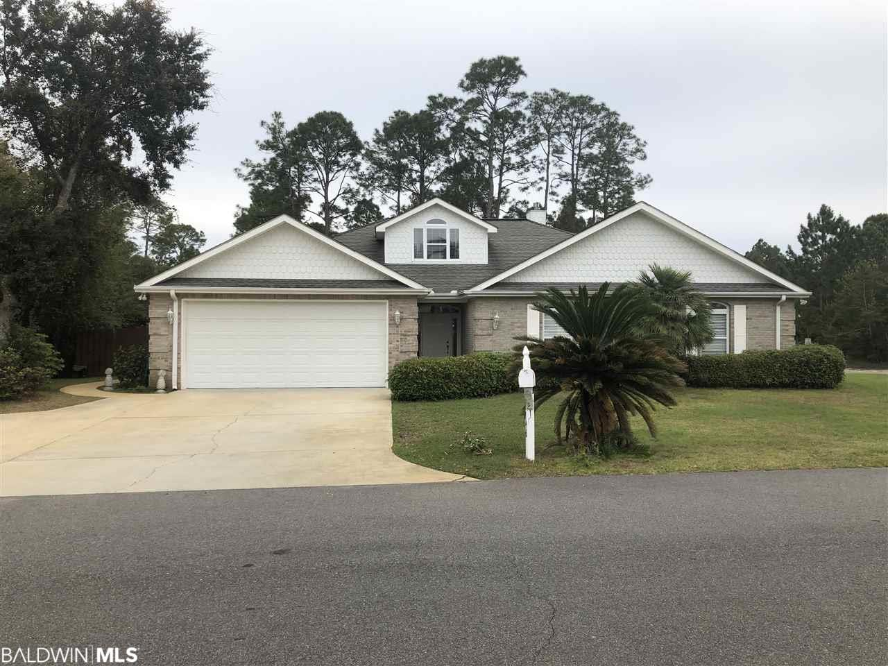 26646 Harbor Ridge Dr, Orange Beach, AL 36561