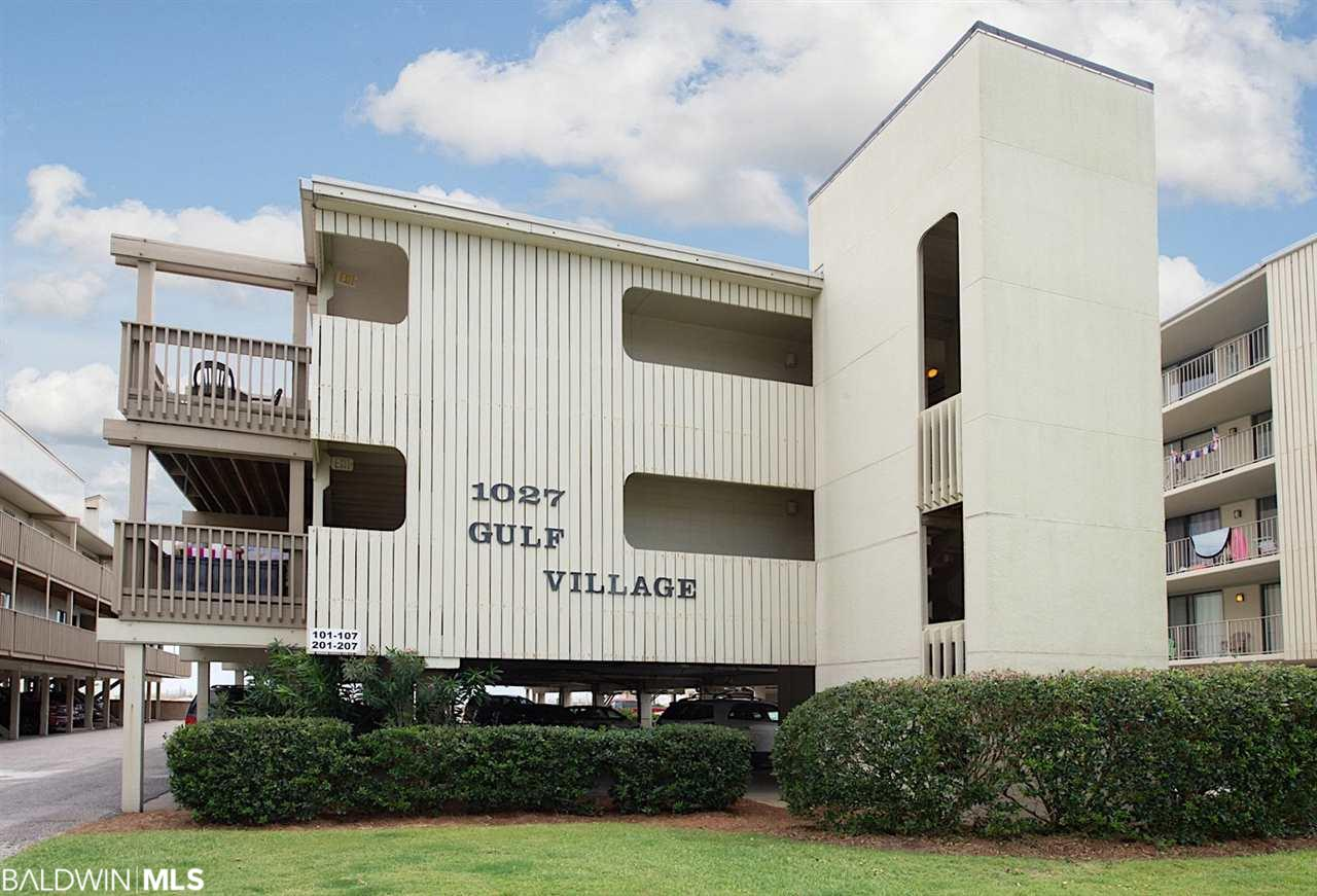 1027 W Beach Blvd #201, Gulf Shores, AL 36542
