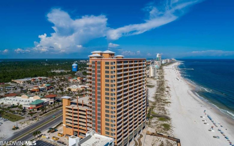 25494 Perdido Beach Blvd #802, Orange Beach, AL 36561