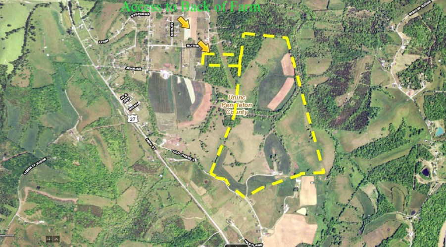 597-595 Old 3L Highway, Falmouth, KY 41040