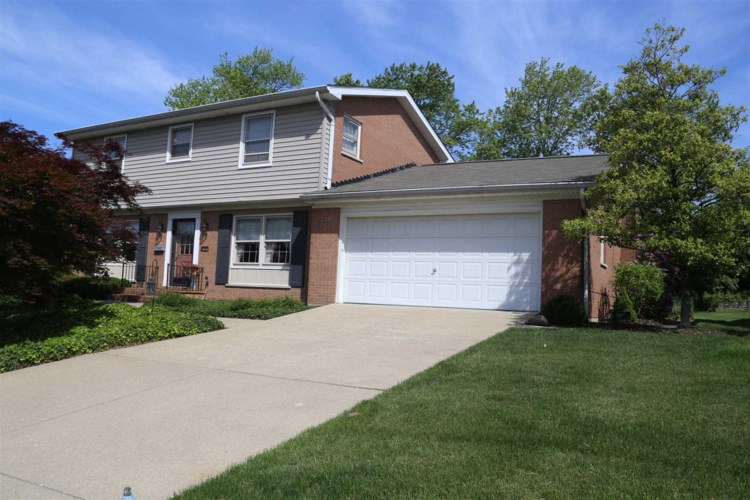 1709 Monticello Drive, Fort Wright, KY 41011