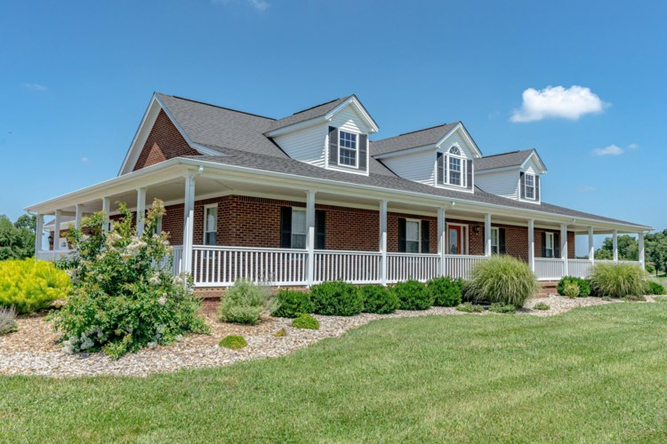725 Pleasant View Rd, Millwood, KY 42762