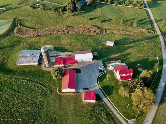 285 Normandy Heights Rd, Taylorsville, KY 40071