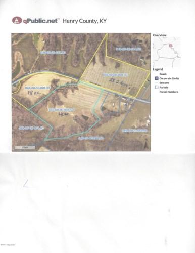 12615-F River Rd, Campbellsburg, KY 40011