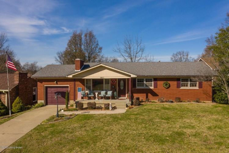 1407 Cloverhills Dr, Louisville, KY 40216