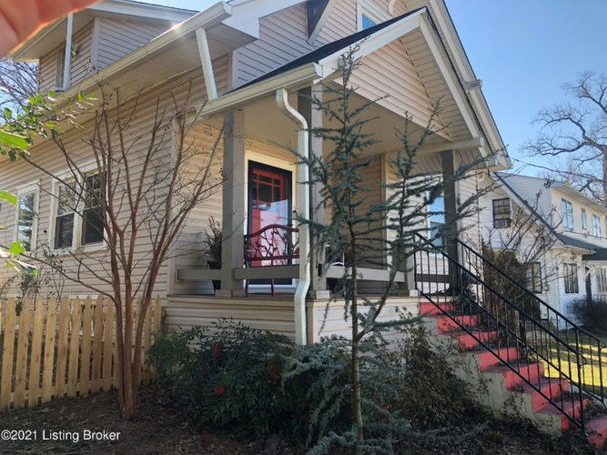 614 W Southern Heights Ave, Louisville, KY 40215