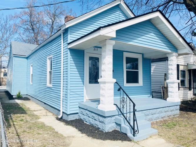 217 Hiawatha Ave, Louisville, KY 40209