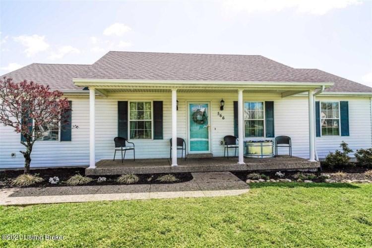 566 Webb Ln, Taylorsville, KY 40071