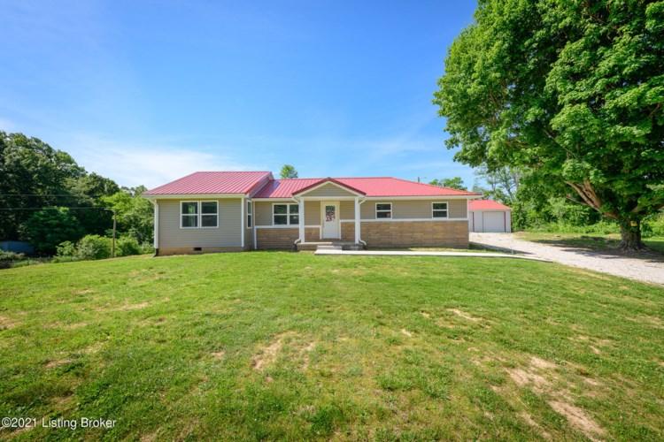 343 W Rhudes Creek Rd, Glendale, KY 42740