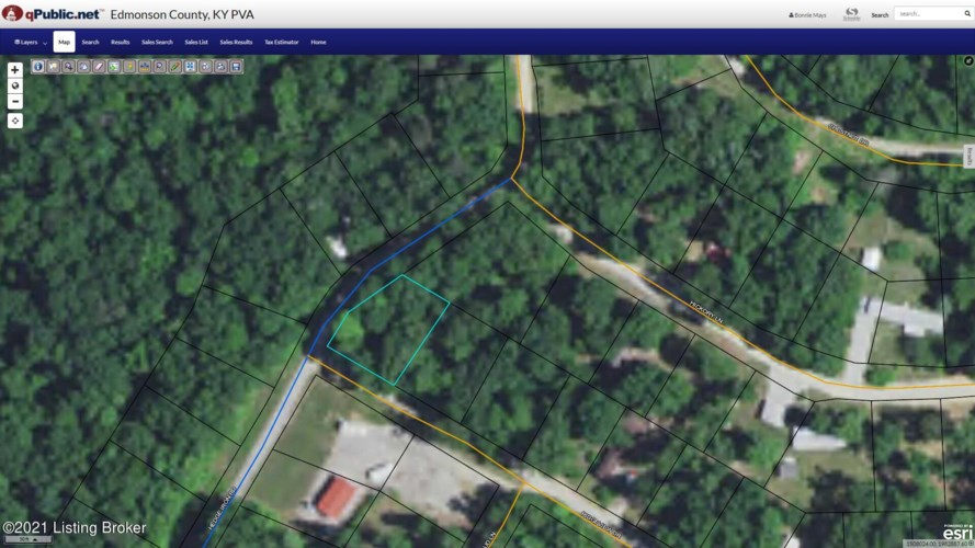 499 Hedge Iron Rd 6, Mammoth Cave, KY 42259