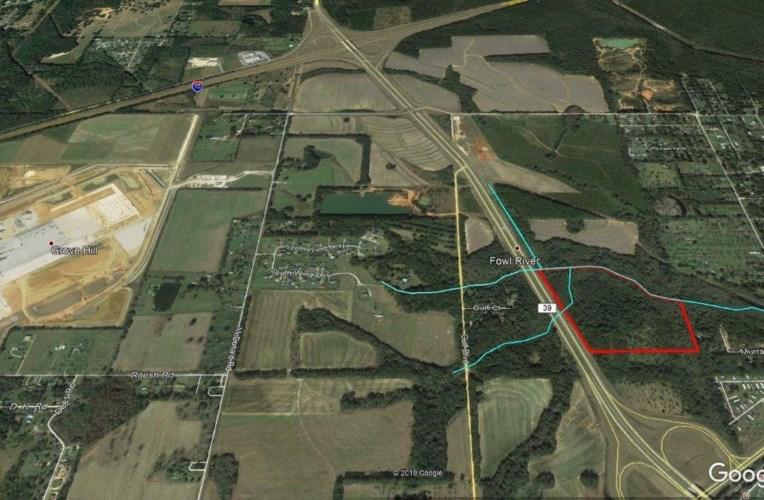 1 County Road 39, Irvington, AL 36544