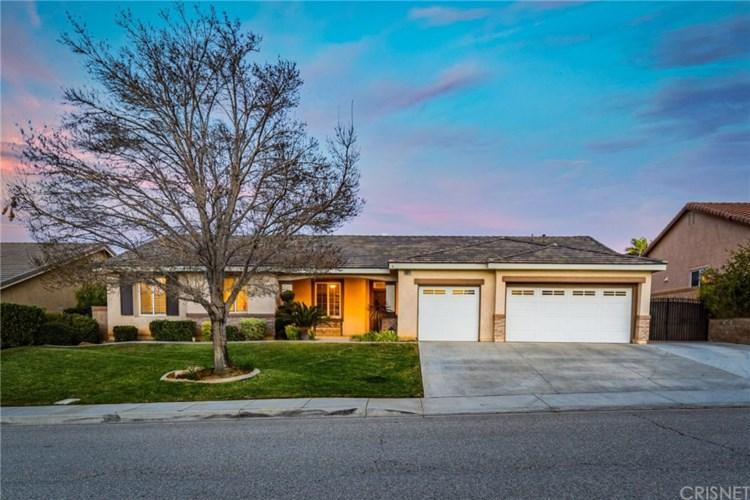 40624 55th Street W, Palmdale, CA 93551