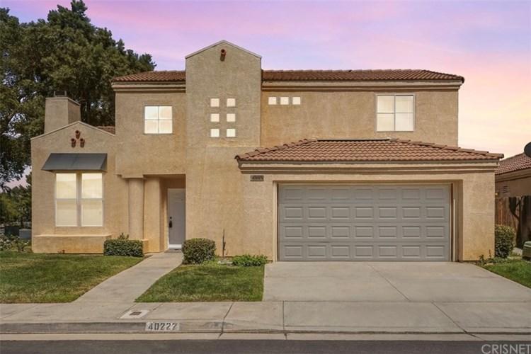 40222 Cantara Drive, Palmdale, CA 93550