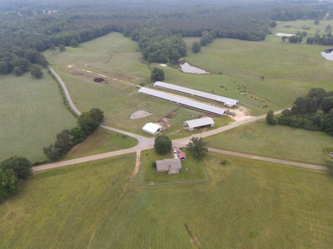 358 DOCTOR MAGEE RD., Mendenhall, MS 39114