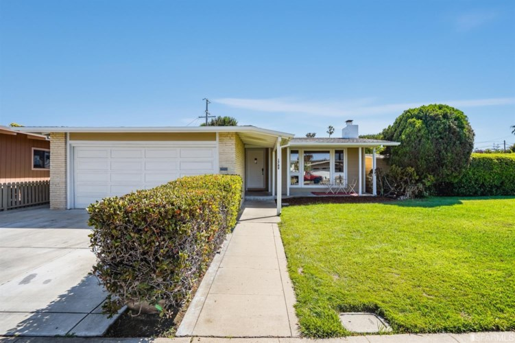 1789 Borden Street, San Mateo, CA 94403