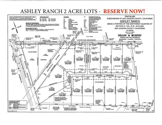 6040 Ashley (Lot 6) Lane, Stockton, CA 95212