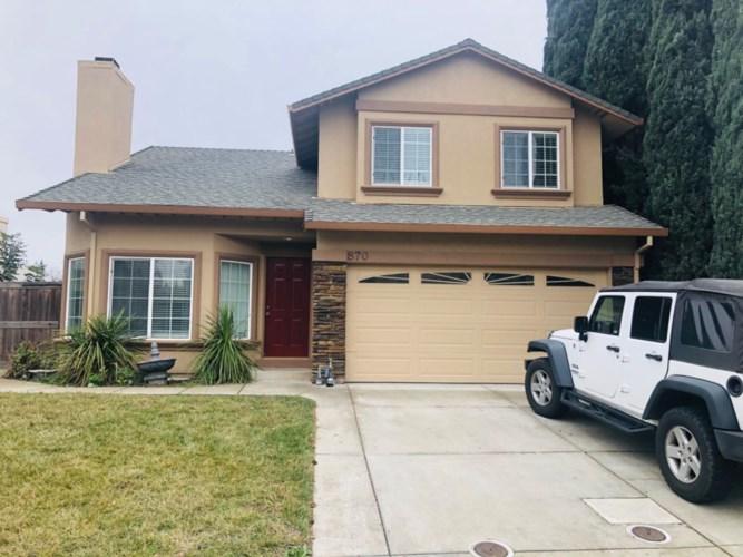 870 Brierglen Way, Sacramento, CA 95834
