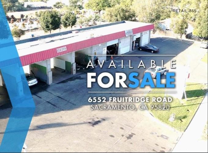 6552 Fruitridge Road, Sacramento, CA 95820