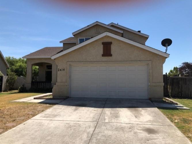 2416 Nathaniel Street, Stockton, CA 95210