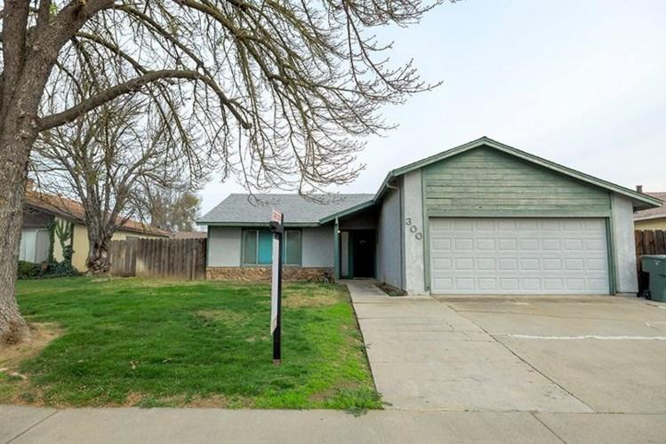 300 Whitethorn Drive, Modesto, CA 95354